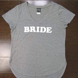 Modern Lux | Bride Short Sleeve Shirt